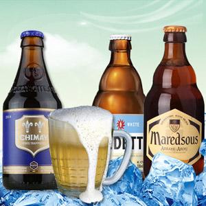 比利时进口啤酒专场