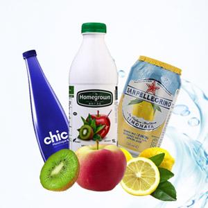 夏日优选饮料水
