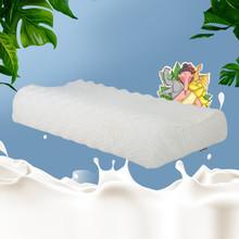 诺伊曼 泰国乳胶枕头原装进口枕芯单人 大颗粒款