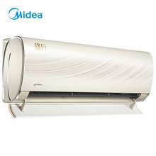 美的(Midea)1.5匹1级能效变频智能家用挂机空调 静音节能 KFR-35GW/BP3DN8Y-TP200(B1)