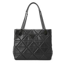 PRADA/普拉达 Prada Spectrum 小号托特时尚女包包1BG298 OOO 26.5*22*14 黑色